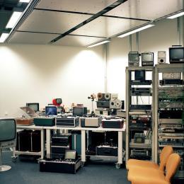 Labor für antiquierte Videosysteme © ZKM   Zentrum für Kunst und Medien Karlsruhe, Foto: Andreas Friedrich