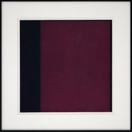 © Ray Malone, Unbound, 2001, Acryl und Reißkohle auf Papier, 50 x 50 cm